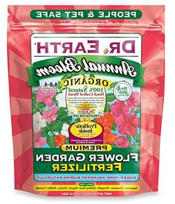 Dr Earth - Fertilizers 022049 Flower Garden Fertilizer Poly