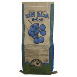 Down To Earth 03227 Acid Mix All Natural Fertilizer, 25 Lbs,