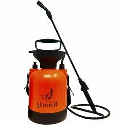 1.0 Gallon Lawn Yard And Garden Weed Pressure Sprayer For Ch