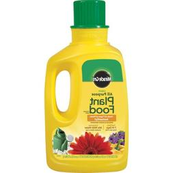 Miracle-Gro 1001502 Liquid All Purpose Plant Food Concentrat