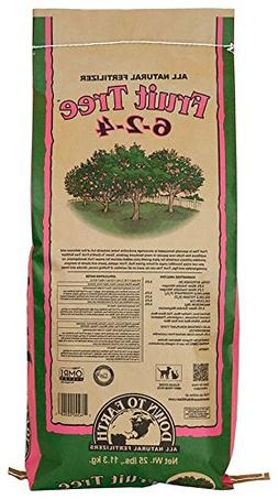 Down to Earth 100534861 Fruit Tree Fertilizer 25lb, White