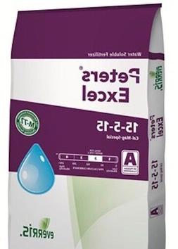 1 LB PETERS EXCEL15-5-15 CAL MAG WATER SOLUBLE FERTILIZER OR