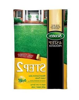 SCOTTS 23616 LAWN PRO STEP 2 WEED CONTROL PLUS FERTILIZER
