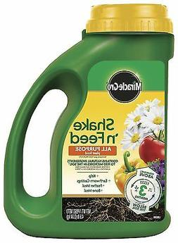 Miracle-Gro 3001910 Shake 'N Feed All Purpose Continuous Rel