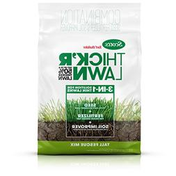 Scotts 30075 Turf Builder Thick 'R Lawn Tall Fescue Mix-4,00