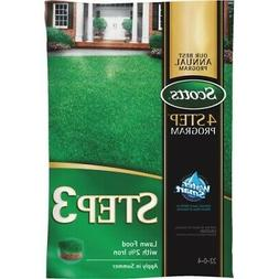 Scotts 33040 LawnPro Step 3 Lawn Food with 2-Percent Iron, 3