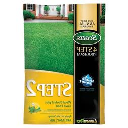 Scotts 34160 LawnPro Step 2 Weed Control Plus Lawn Food, 28-