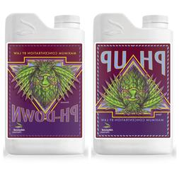 Advanced Nutrients 3800-13 pH Up and pH Down 500ml Combo Kit