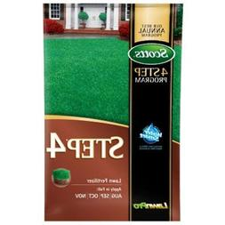 Scotts 15m Step 4 Lawn Fertilizer