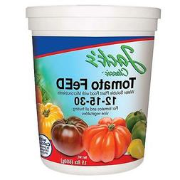 JR Peters 51324 Jack's Classic 12-15-30 Tomato Feed, 1.5 lb.