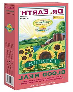 Dr. Earth 716 Blood Meal 13-0-0 Boxed, 2-Pound