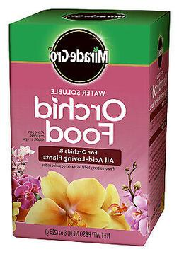 SCOTTS MIRACLE GRO 8-oz. 30-10-10 Orchid Plant Food 1001991