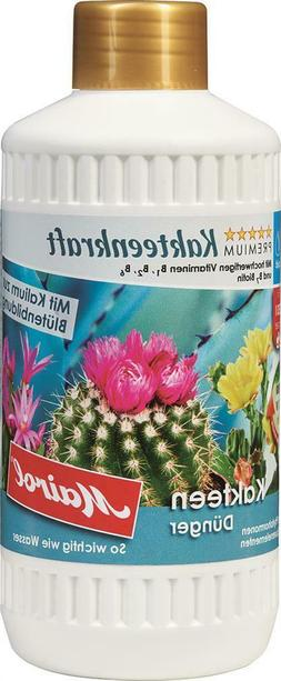 9052 Mairol Cactus Fertilizer Liquid 16.9oz Kakteenkraft Pre