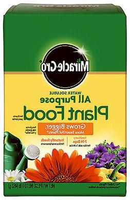SCOTTS MIRACLE GRO - Plant Food, Water-Soluble, 24-8-16 Form