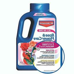 Bayer Advanced 701110A All in One Rose and Flower Care Granu