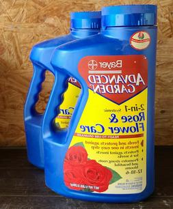 Bayer Advanced Garden 2 in 1 Systemic Rose & Flower Care 12-