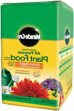 Miracle Gro All-purpose Plant Food Houseplant Grow Flowers F