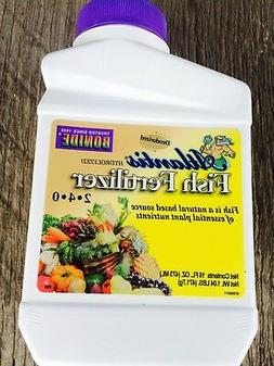 Bonide Atlantis Fish Fertilizer Concentrate