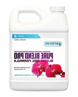 Botanicare PURE BLEND PRO Bloom Soil Nutrient 1-4-5 Formula,