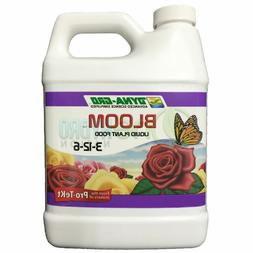 Dyna Gro Bloom 3-12-6 8 oz. Liquid Plant Food Fertilizer Hyd