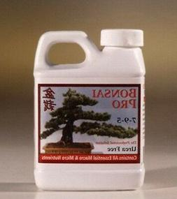 Bonsai Pro Liquid Fertilizer Concentrate for Bonsai 8 oz mak