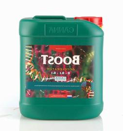 Canna Boost 5 Liter Bloom Flower Grow Hydroponic Additive St