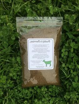 Buddy's Berries© Shredded Goat Fertilizer Natural Organic