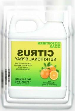Southern Ag Chelated Citrus Nutritional Spray, 16oz - 1 Pint