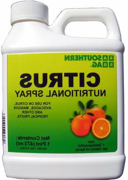 Chelated Citrus Nutritional Spray 16oz with Zinc Citrus Mang