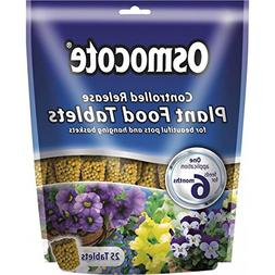 Osmocote Controlled Release Plant Food Tablets, Pack 25