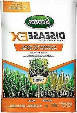 diseaseex lawn fungicide patch