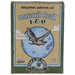 Down To Earth High Nitrogen Bat Guano - 2 lb