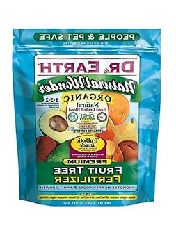 Dr. Earth 708P Organic 9 Fruit Tree Fertilizer In Poly Bag,