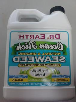 Dr Earth Ocean Rich Seaweed Extract Concentrate Fertilizer,