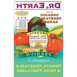 Dr Earth Organic 5 Tomato Vegtable Fertilzer 12 LB
