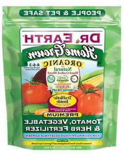 DR. EARTH TOMATO VEGETABLE HERB 4-6-3 ORGANIC FERTILIZER 4-L