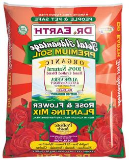 DR. EARTH TOTAL ADVANTAGE ROSE & FLORAL PLANT MIX - 22058