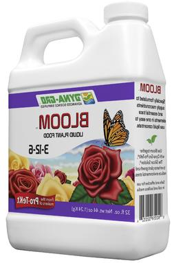 Dyna Gro Liquid Bloom 1 Quart qt 32oz ounce - hydroponics fl