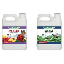 Dyna Gro Liquid Grow & Bloom Combo 8oz, 1 Quart -ounce qt fe