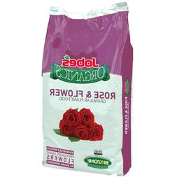 Easy Gardener 9423 Jobes Organic Rose Granular Fertilizer, 1