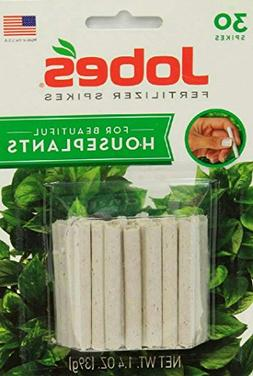 Pack of 2 Jobe's Fertilizer Spikes for Beautiful Houseplants