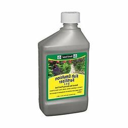 Fertilome Fish Emulsion 5-1-1, Natural Organic Fertilizer 16