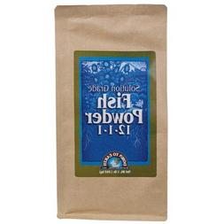 Down To Earth Fish Powder Fertilizer, 1 lb.