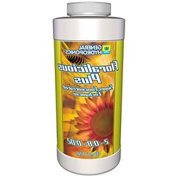 General Hydroponics Floralicious Plus for Gardening, 16-Ounc