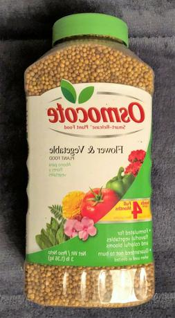 flower and vegetable smart release plant food