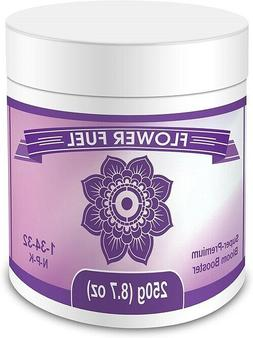 Flower Fuel 1-34-32, 250g - The Best Bloom Booster For Bigge