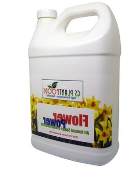 Flower Power All Natural Super Bloom Booster 1 Gallon  conce