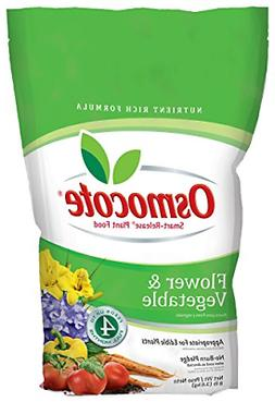 Osmocote Flower and Vegetable Smart-Release Plant Food, 8-Po