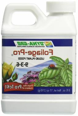 Dyna Gro Foliage Pro 9-3-6 8 oz. Fertilizer Liquid Plant Foo