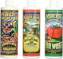 FoxFarm Fertilizer Beastie Bloomz, Bushdoctor, Big Bloom, Ti